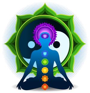 chakra healing touch