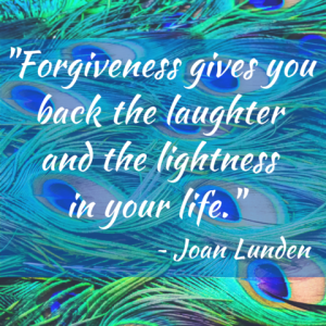 Forgiveness Helps You Put Laughter and Lightness Back - Relationship
