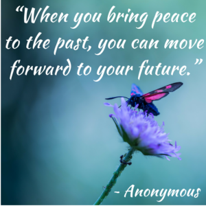 Bring Peace to the Past