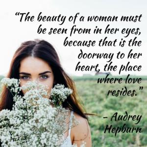 Beauty Eyes Doorway