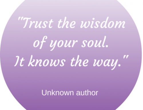 How Do You Learn to Trust Yourself More?